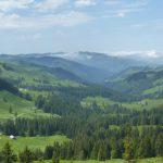 Riggisberg, Blick ins Tal
