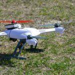 mit der Drohne am Hochzeiger