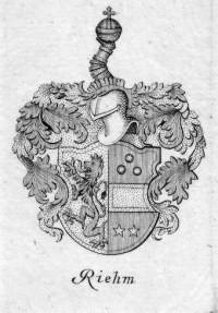 Riehm Wappen