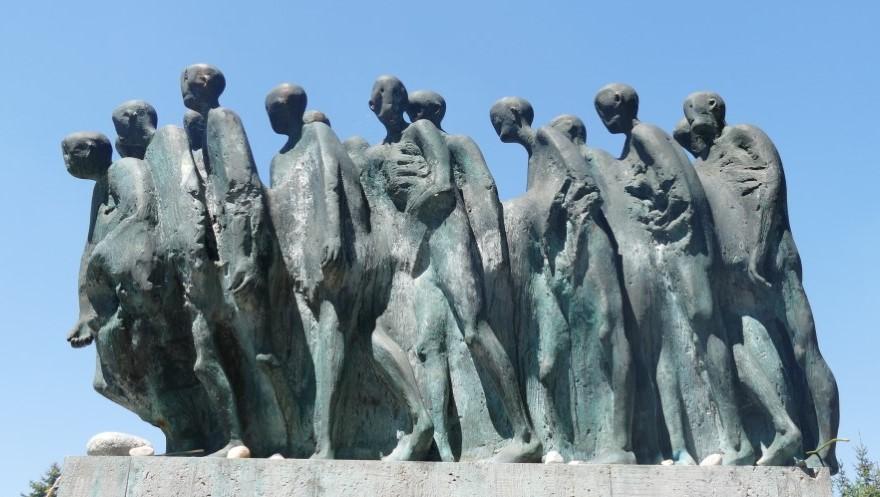 entlang des Todesmarsches von Dachau