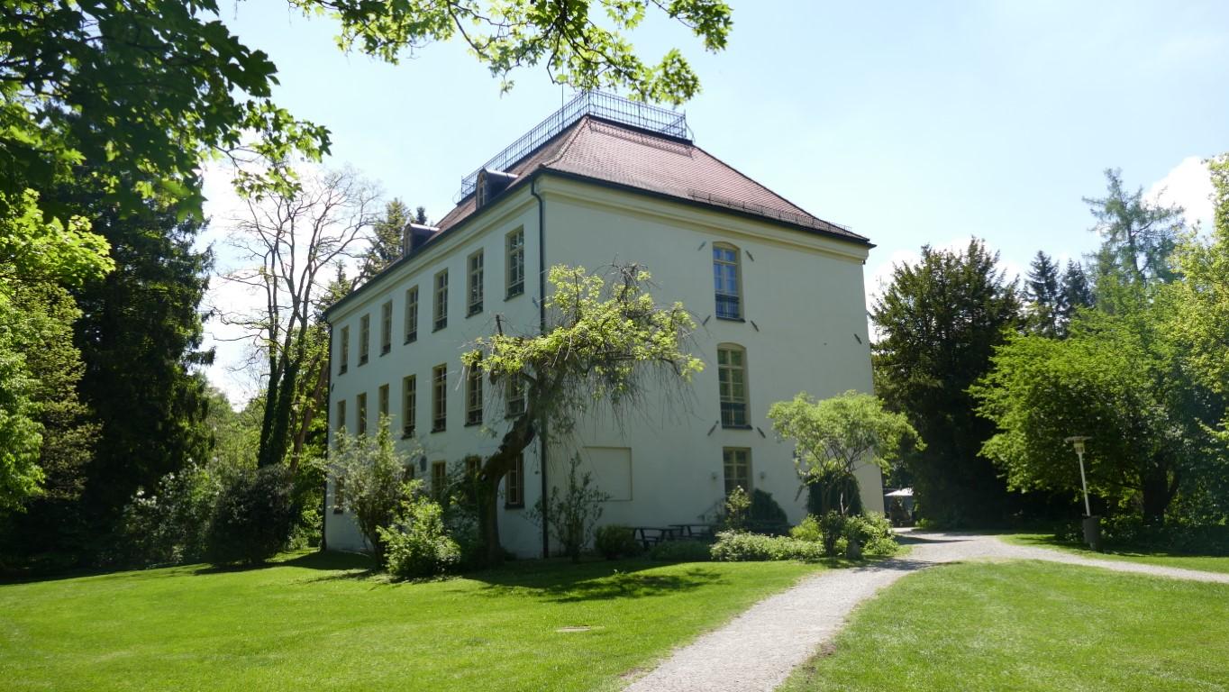 Schloss Fußberg in Gauting