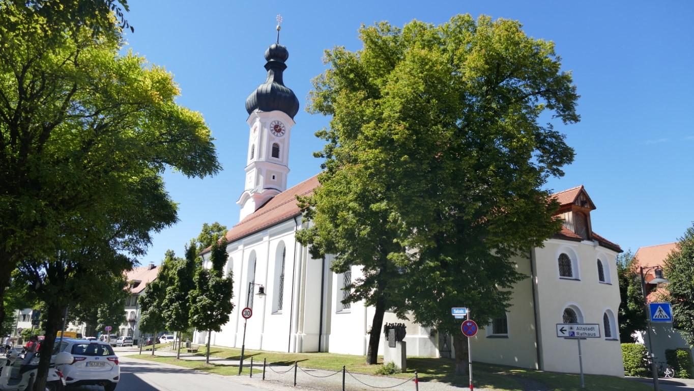 Mühlfeldkirche in Bad Tölz