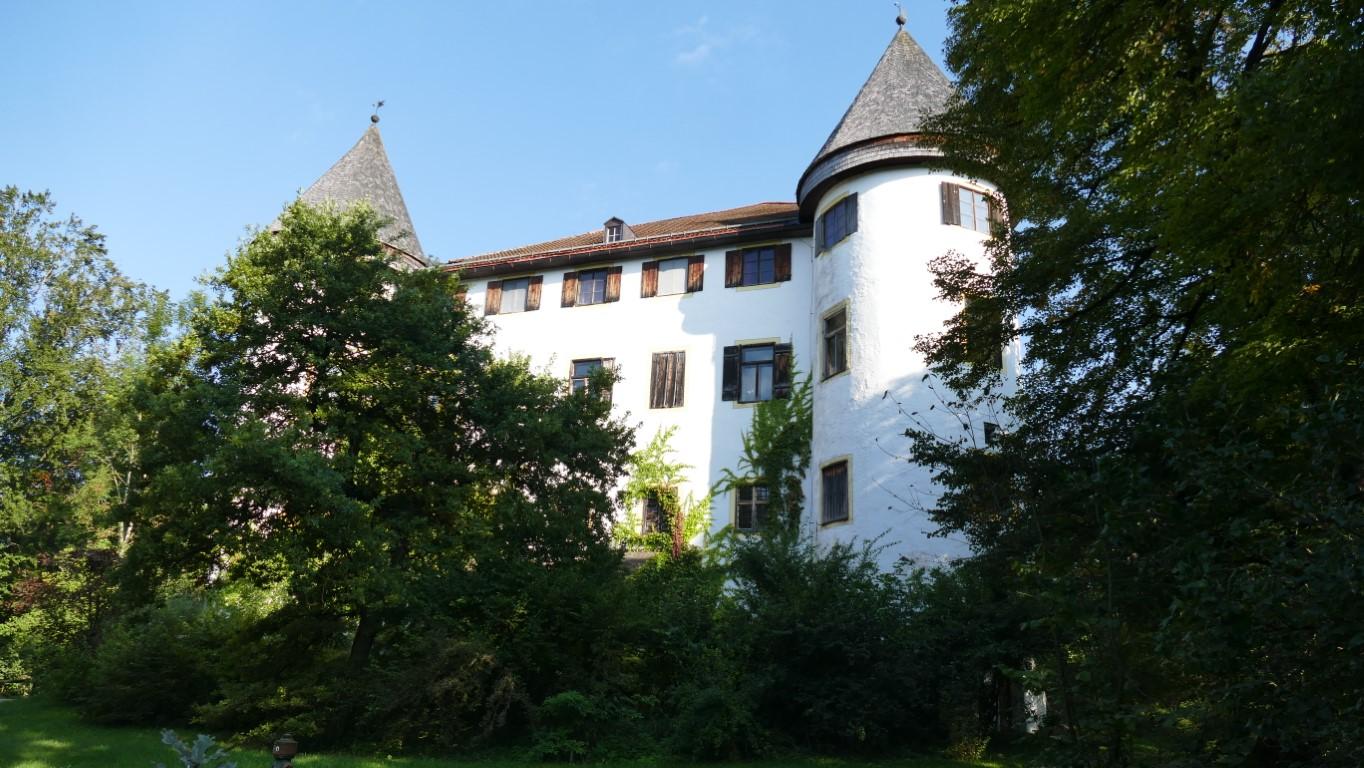 Schloss Reichersbeuren