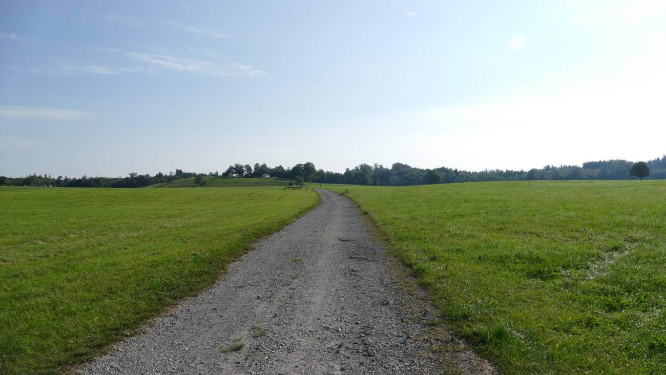 Richtung Schopfloch