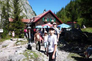 alte Höllentalangerhütte